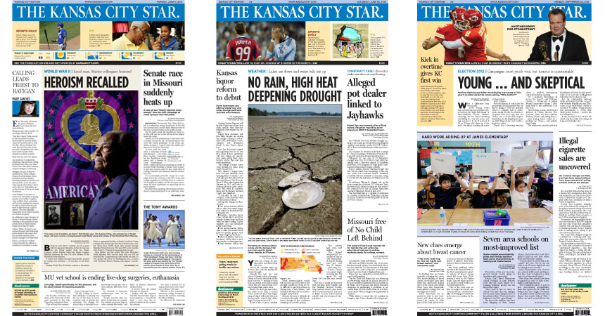 Metro reporting | The Kansas City Star
